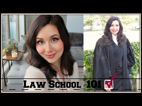 Law School 101 | My Experience Going to Law School