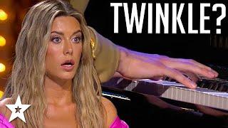 Twinkle Twinkle! As You've NEVER Heard It Before! | Got Talent Global