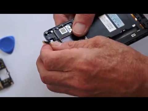 Lenovo K3 note screen repair - how to