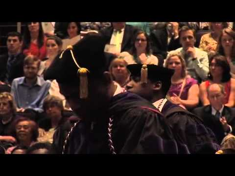 NCCU   School of Law   Commencement 2012   PROMO   Welcome   T Greg Doucette   CORRECTED