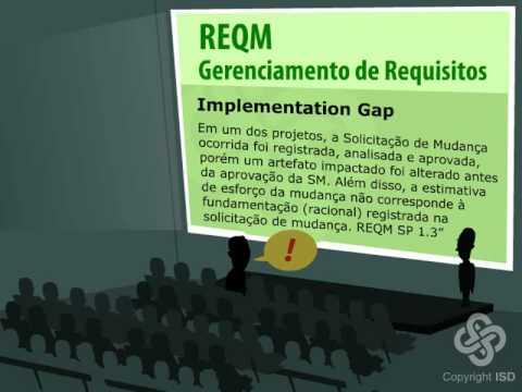 ISD BRASIL - SCAMPI CMMI - descobertas preliminares