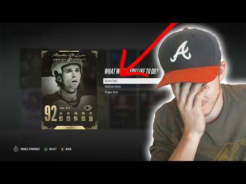 92 ST.LOUIS QUICKSELL CHALLENGE! | NHL 18 HUT