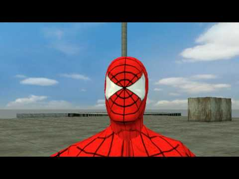 The Gmod Spider-man