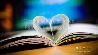 Tere Bina Hum Jee Lenge Lyrics .TF