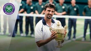 Goran Ivanisevic v Pat Rafter: Wimbledon Final 2001 (Extended Highlights)