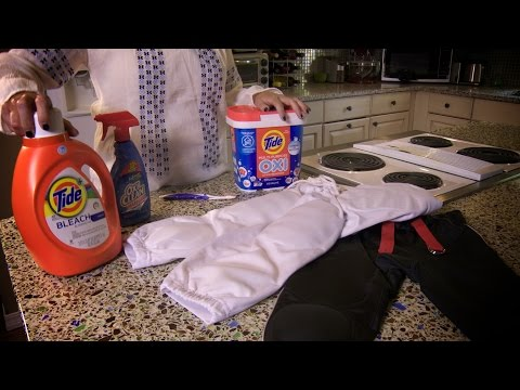 Easy How To Clean Grass Stains on Sports Pants and Uniforms | Don't Look Under The Rug® w/Amy Bates