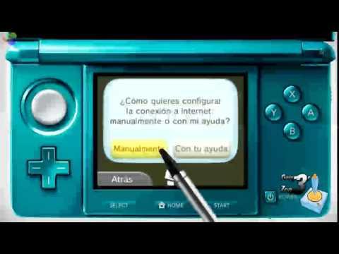 Internet en Nintendo 3DS [HD]