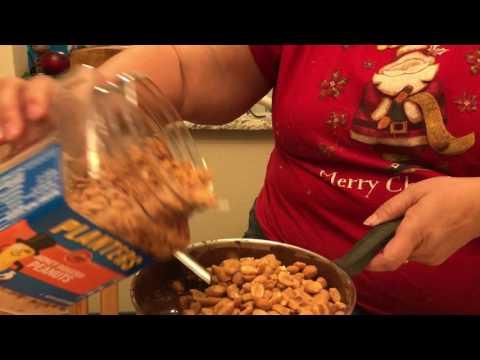 Peanut Clusters part 1