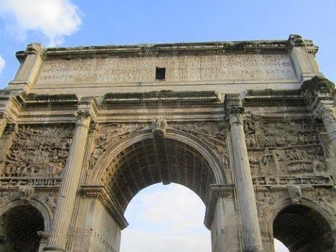 Roman Arch Model Diorama Review