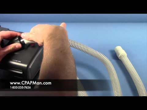 CPAP Tubing VIDEO