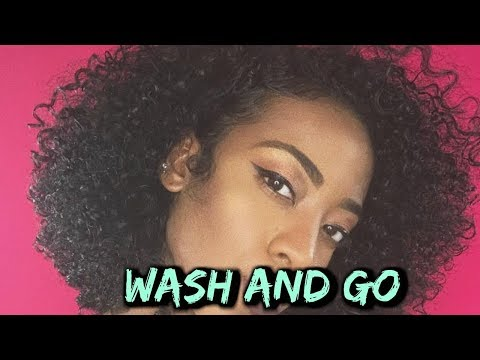 Quick and Easy Wash and GO routine