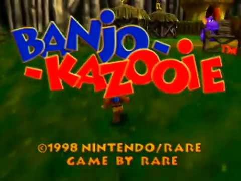 Banjo Kazooie - Intro Video