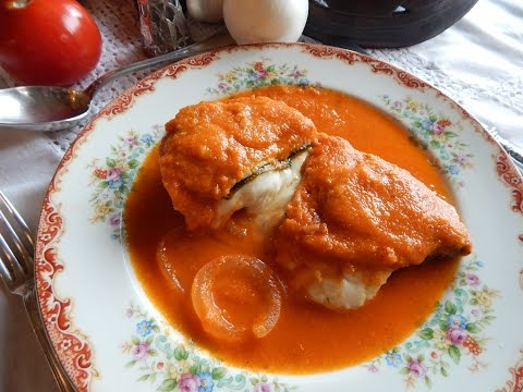 Chiles Rellenos. How to Make Chiles Rellenos