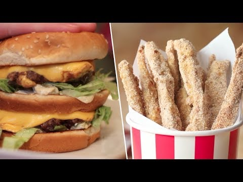Fast Food Recipes At Home Review- Buzzfeed Test #102