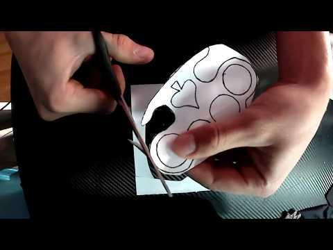 How To Make Aluminum Brass Knuckles?/Kako Napraviti Aluminijski Boxer Za Ruku?