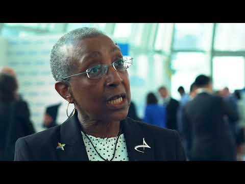 Angela Gittens at IATA 2018