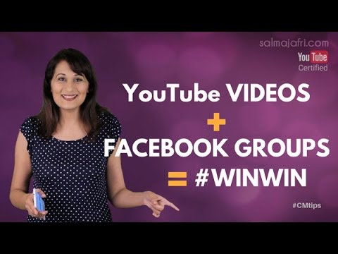 How to Use Facebook Groups to Promote Videos
