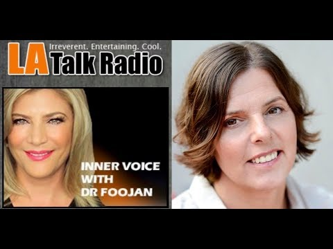 Use of Technology in Measuring Awareness and Consciousness - Lauren Evanow interview, Foojan Zeine
