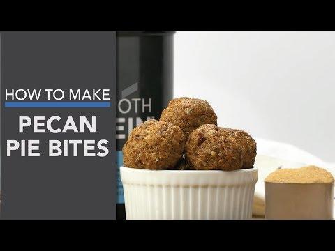 Pecan Pie Bites (Bone Broth Protein™ Energy Balls)