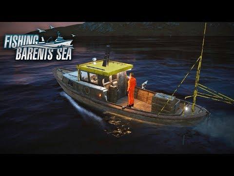 Fishing Barents Sea - Codfather Returns
