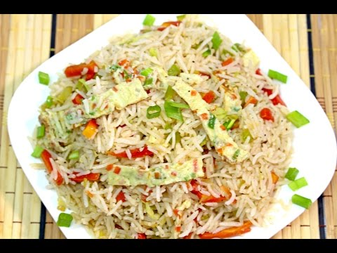 Fried Rice Recipe By Food In 5 Minutes