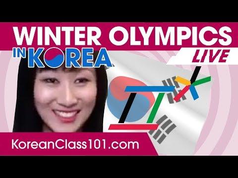 How to Enjoy the PyeongChang Winter Olympics 2018 | Learn Korean