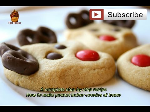 The World's Best Peanut Butter Cookie Recipe Easy from Scratch