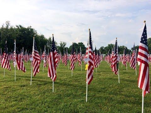 Remembering Our Fallen: Arlington Memorial Gardens hosts Memorial Day exhibits