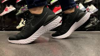 low priced fc64e 71d89 Nike Epic React Flyknit 2