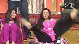 Best Of Nargis New Pakistani Stage Drama Full Comedy Funny Clip | Pk Mast