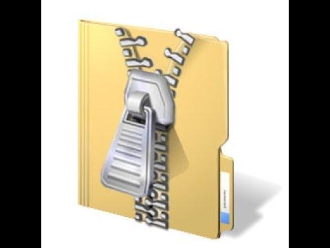 how to convert zip file to un zip