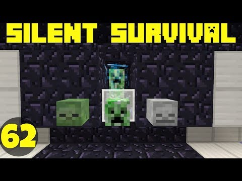 Silent Survival Episode 62 EPIC Levels Of FACE PALM! Minecraft Survival [Xbox One]