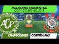 Chapecoense 0 x 1 Corinthians • Melhores Momentos • Copa do Brasil • 15/08/2018
