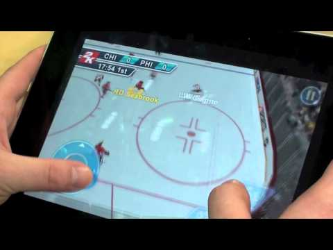 NHL 2K11 Review for iPhone/iPad