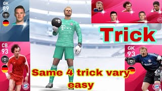 iconic moment pes 2020 mobile trick