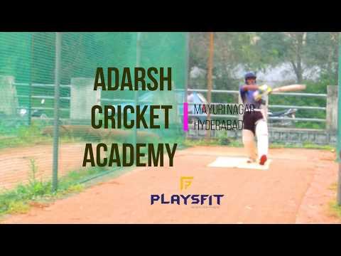 Adarsh Cricket Academy - Mayuri Nagar Hyderabad