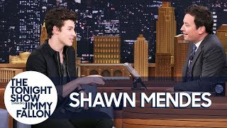 Shawn Mendes Got Roughed Up by Drake
