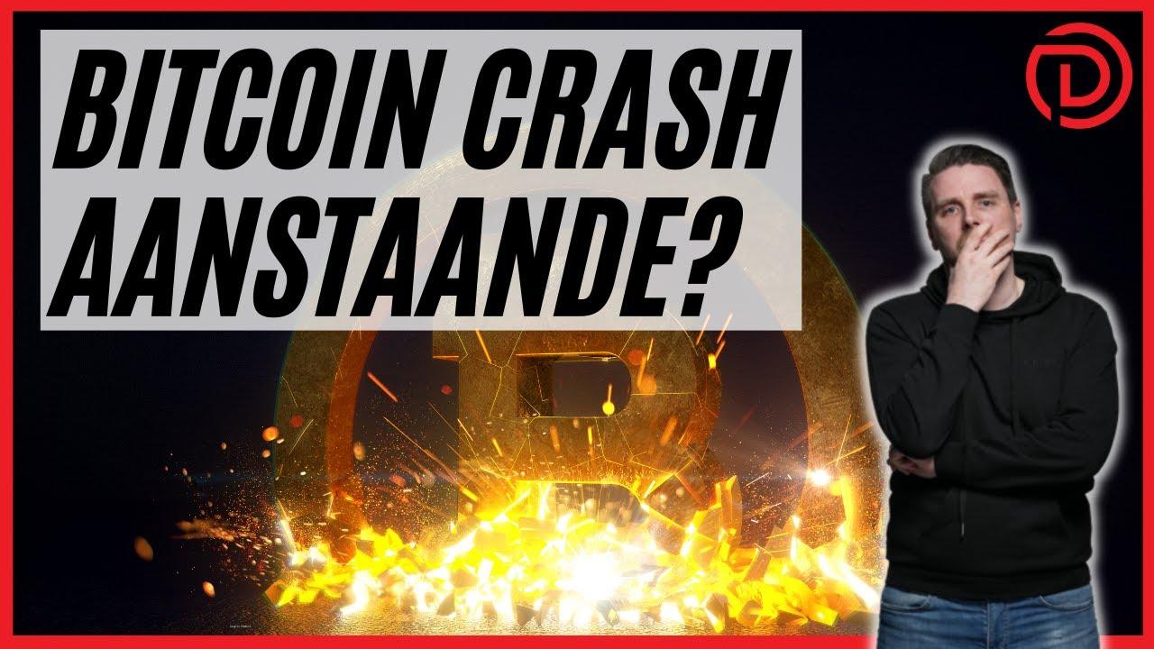 Bitcoin Crash Aanstaande???