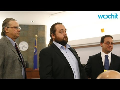 'Pawn Stars' Star Chumlee Avoids Jail Time