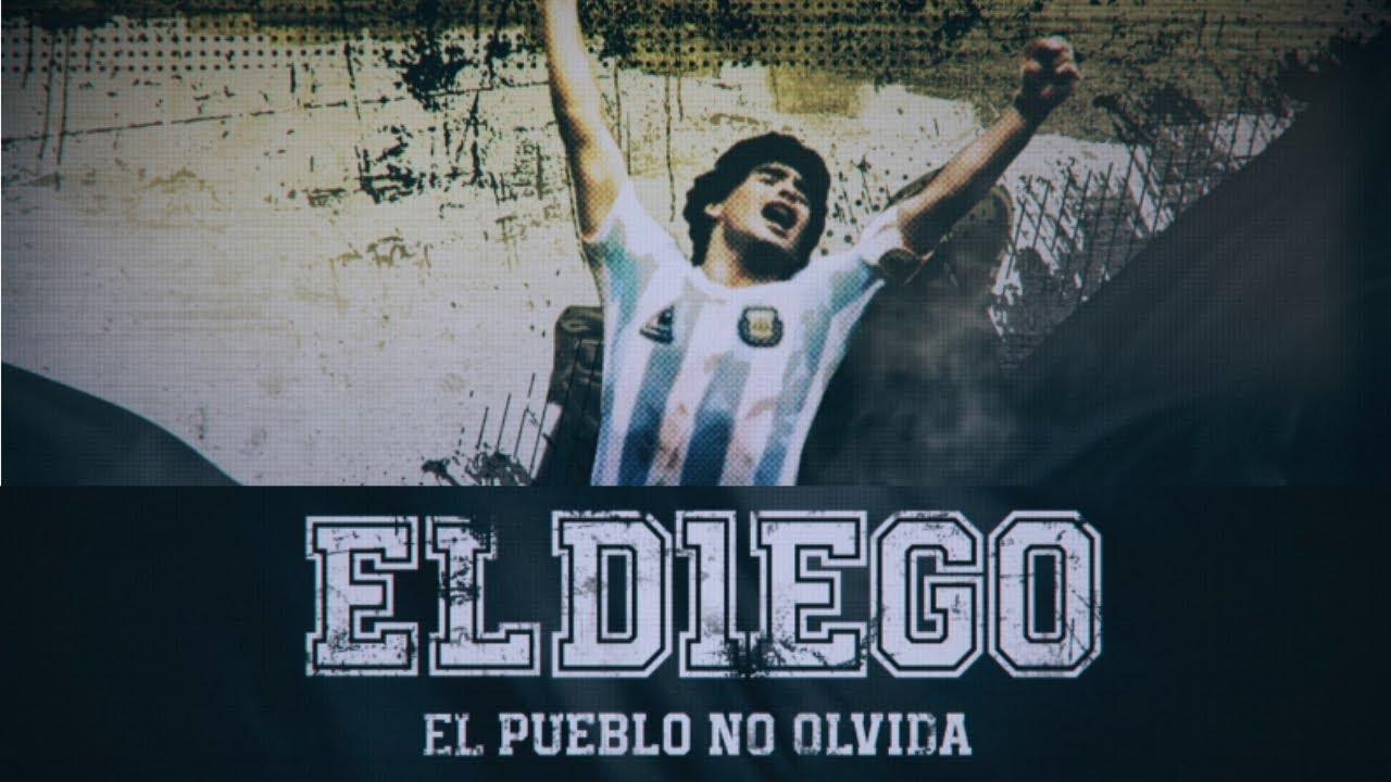 EL DIEGO. El pueblo no olvida - Documental completo - El homenaje de Argentina y el mundo a Maradona