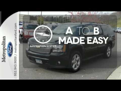 2007 Chevrolet Suburban Minneapolis MN Eden Prairie, MN #P7945A10 - SOLD