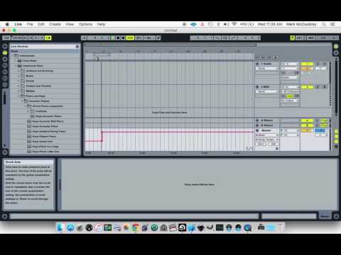 How To Change Tempo Mid-Song In Ableton