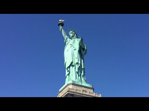 What's Inside The Statue Of Liberty?