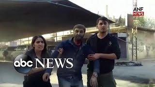 Reports of mass atrocities as Turkey attacks Kurds   ABC News