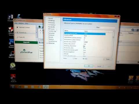 how to make utorrent 3.3.1 fast (2015)