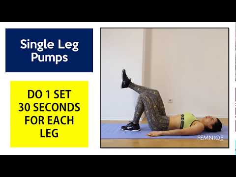 How to GROW Upper Glutes & Lift Your Butt | 6 Minute Workout For A Rounder Butt!