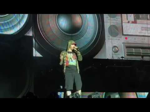 Xxx Mp4 Eminem 39 Fack Trump 39 Amp White America Reading Festivale 2017 EPro Exclusive 3gp Sex