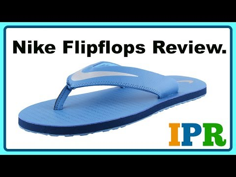 Nike Flipflops Review | Nike Chroma Thong 5 Flipflops | Indian Product Reviewer