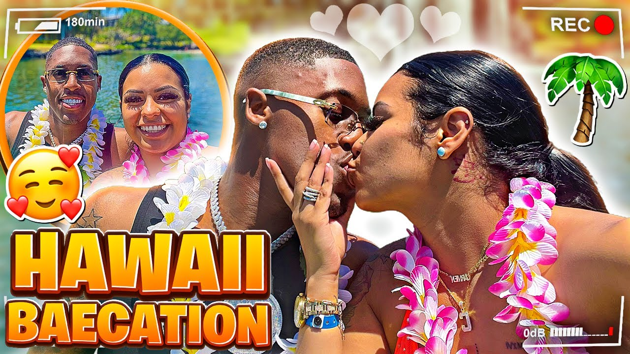 SURPRISED HER WITH A TRIP TO HAWAII ❤️ **SHE DESERVE IT**