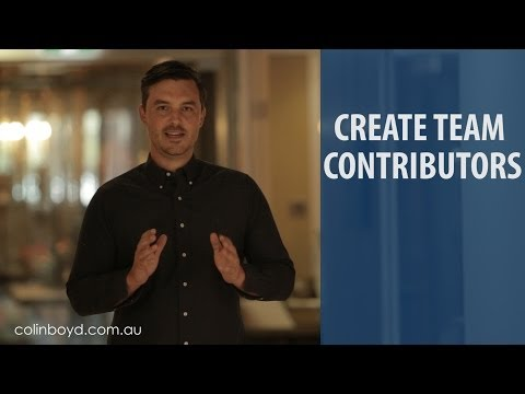 How To Build Effective Teams with Colin Boyd